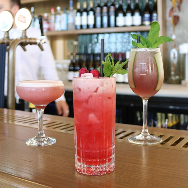 We've got three special @wildturkeynz cocktails available for November!